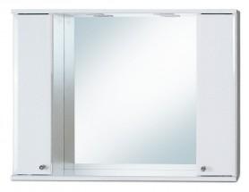 Zrcadlová galerka G 250 s halogenovým osvětlením (zrcadlo)