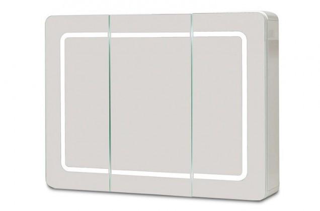 Zrcadlová skříňka ZS 241 s LED osvětlením (zrcadlo)
