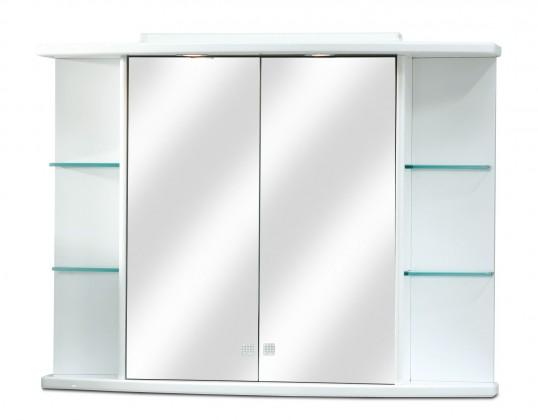 Zrcadlová skříňka ZS 248 s halogenovým osvětlením (zrcadlo)