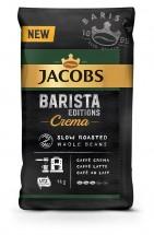 Zrnková káva Jacobs Barista Crema, 1kg