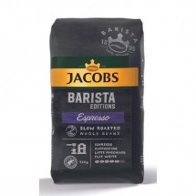 Zrnková káva Jacobs Barista Espresso, 500g