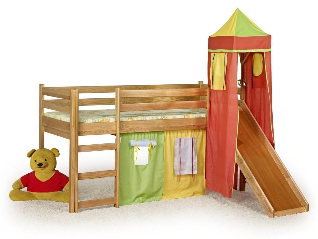 Zvýšená postel Flo (olše)