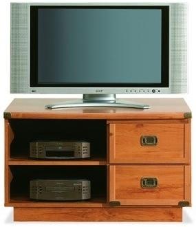 TV, Hifi stolky  - dřevěné