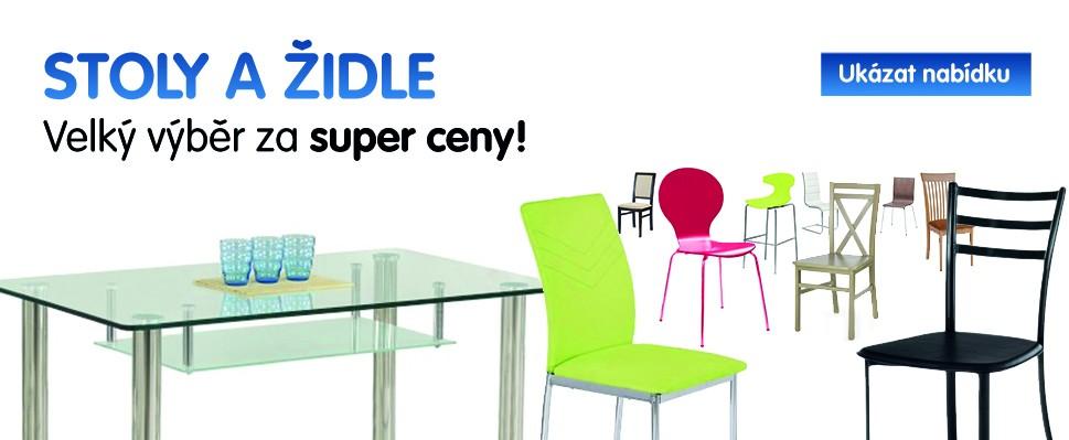 Stoly a židle - Okay