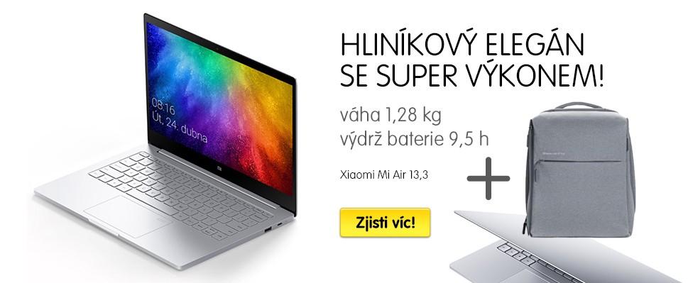 Dodavatel - Xiaomi Mi Notebook Air 13