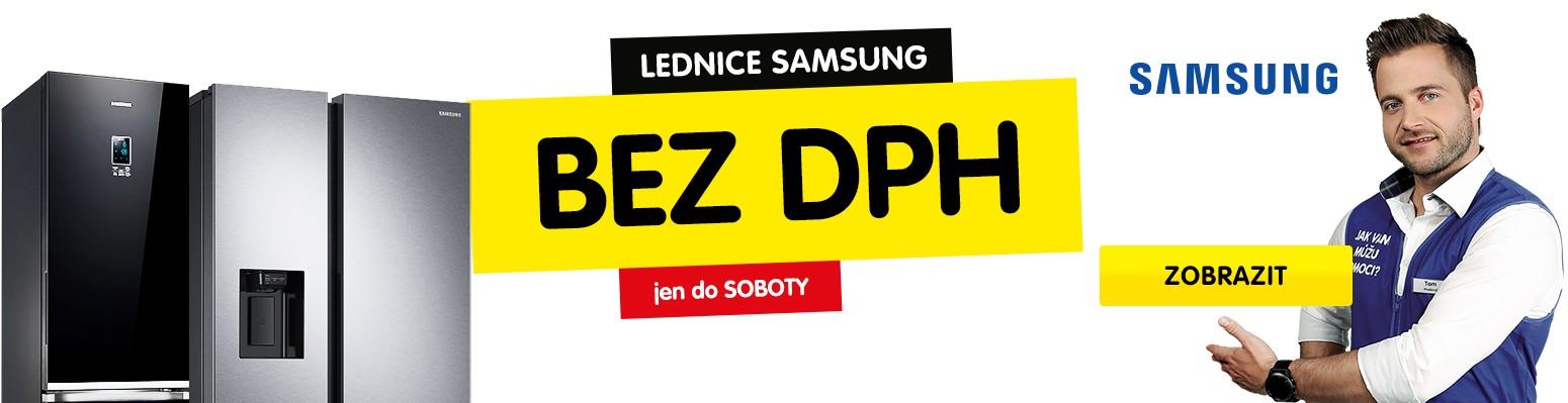 DPH - lednice Samsung