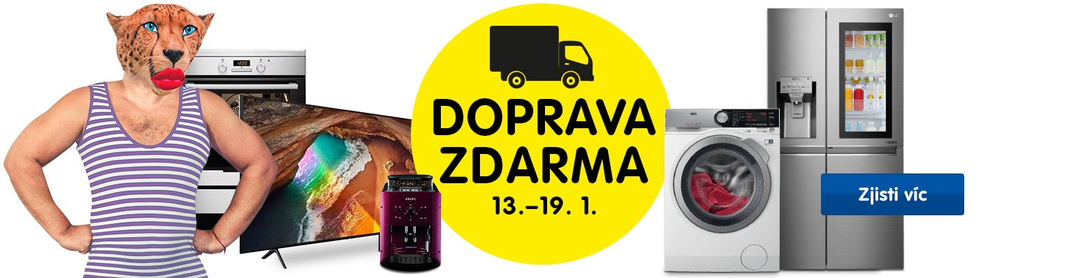 Dny dopravy zdarma 13.-19.1.