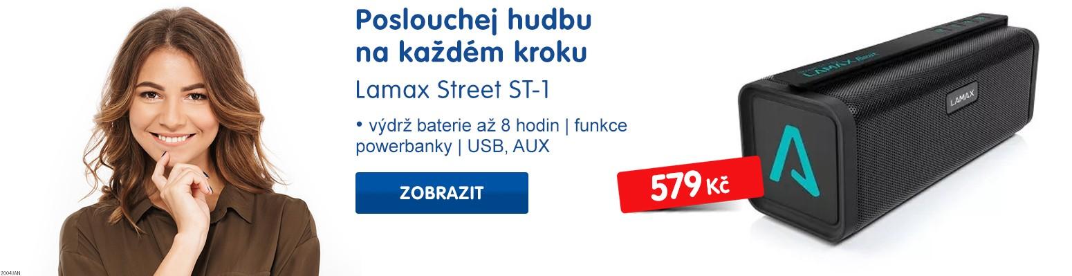 Reproduktor Lamax Street ST-1