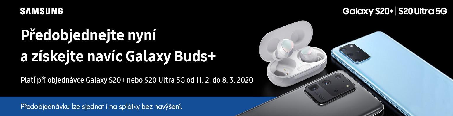 Samsung S20 - předobjednávka