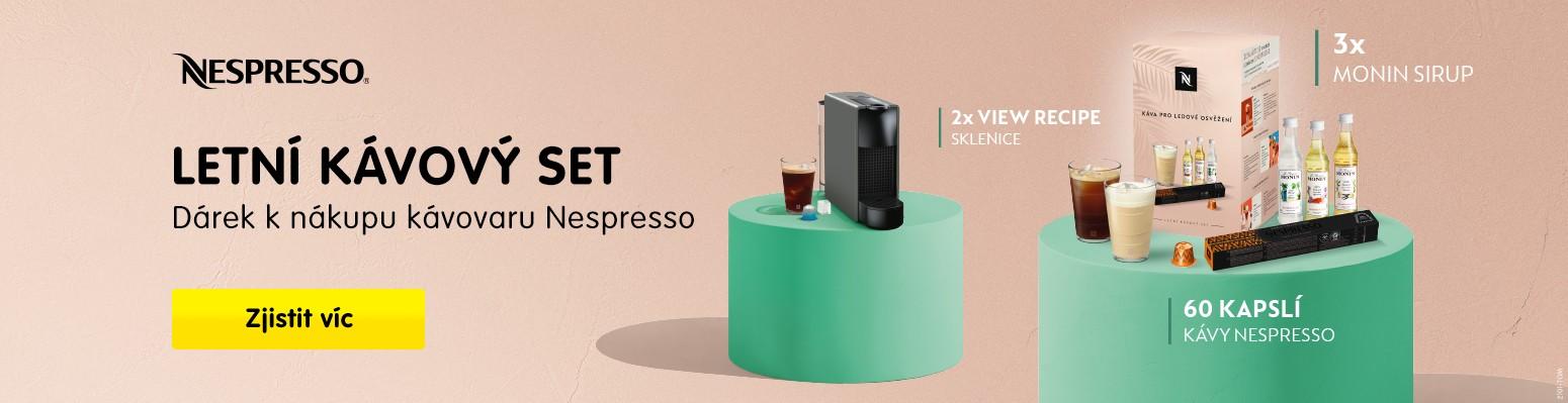 Nespresso Dárek ke kávovaru