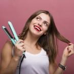 Vybíráme: Jak na správnou žehličku na vlasy?