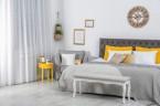 Ložnicový trend: čalouněná postel