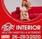 ✨ FOR INTERIOR 2020 ✨ VSTUPENKA ZDARMA