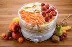 Sušičky na ovoce, zeleninu, bylinky i houby