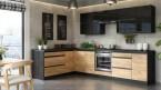 ⭐ Hvězda týdne ⭐ Luxusní rohová kuchyně Brick