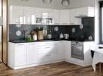 ⭐ Hvězda týdne ⭐ Bílá kuchyně Emilia 250 cm s vysokým leskem