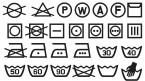 Víte, co znamenají všechny symboly na pračce?