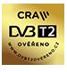 Certifikované přijímače DVB-T2