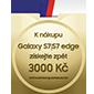 Samsung Galaxy 3000 Kč cashback
