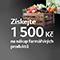 Lg 1500 na nákup farmářských produktů
