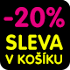 SLEVA 20 % ★★★★