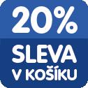 SLEVA 20 % ★